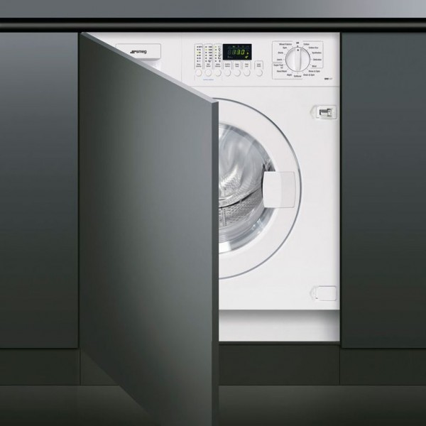 Smeg built In washer WMI147-2 7kg load 1400 spin