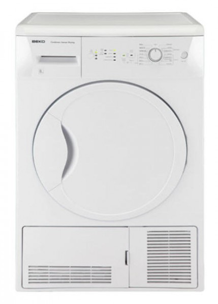 Beko DCSC821W Dryer