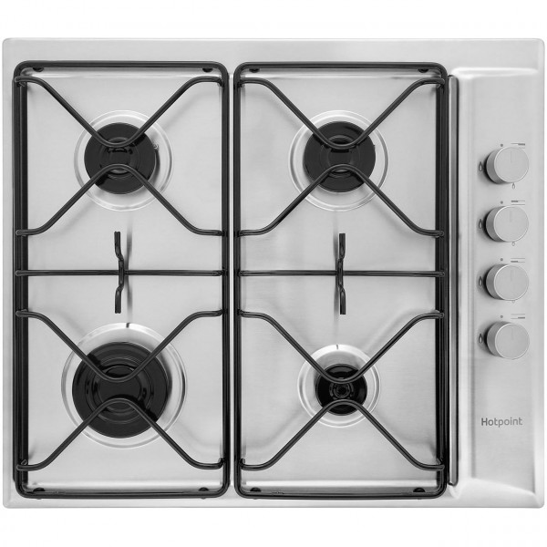 Hotpoint PAN642IXH Stainless Steel Gas Hob