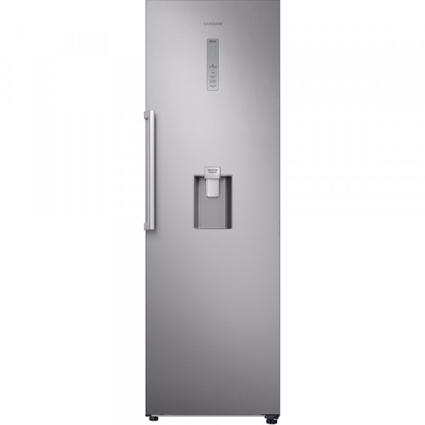Samsung RR39M7340SAEU Tall Fridge Stainless Steel Look none plumbed water dispenser