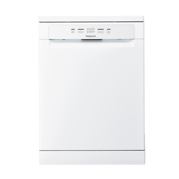 Hotpoint HEFC2B19C 60cm Dishwasher in White