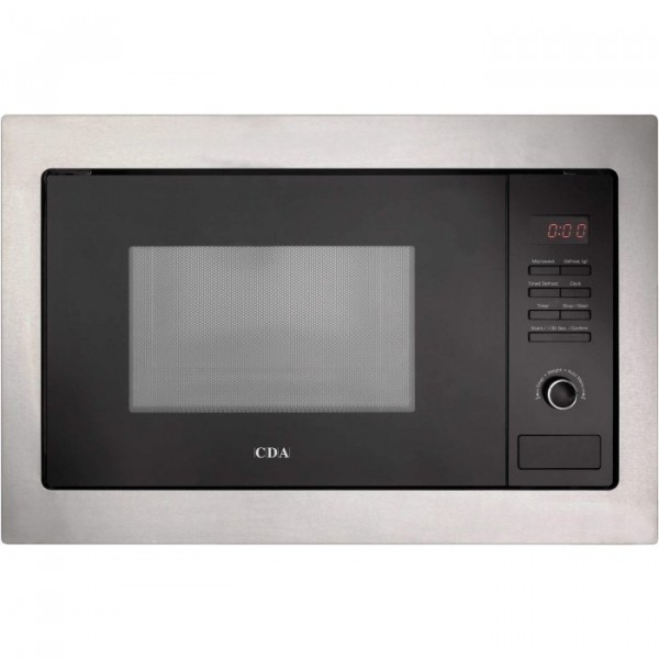 CDA VM130SS Built In Microwave