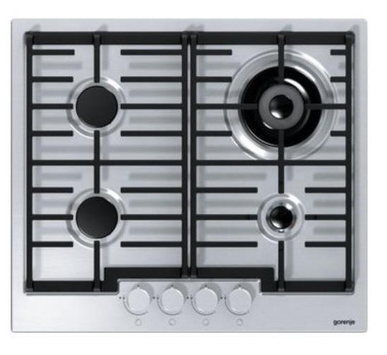 Gorenje G6N41XUK Built in Gas Hob