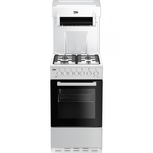 Beko KA52NEW Gas Cooker with eye level grill