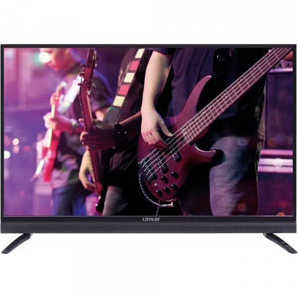 "Linsar 40SB100 40"" HD Ready - Black - A Energy Rated"