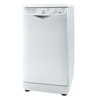 Indesit DSR15B1 Slimline Dishwasher