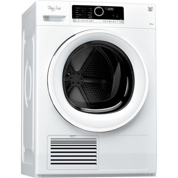 Whirlpool HSCX80110 8kg Condenser Tumble Dryer