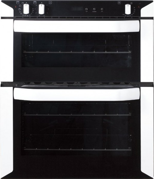 Belling BI70FPWHI Built Under Double Oven