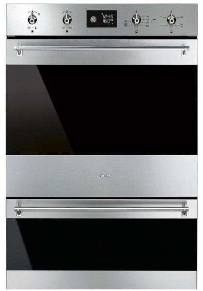 Smeg DOSP-6390X Built in Double Oven