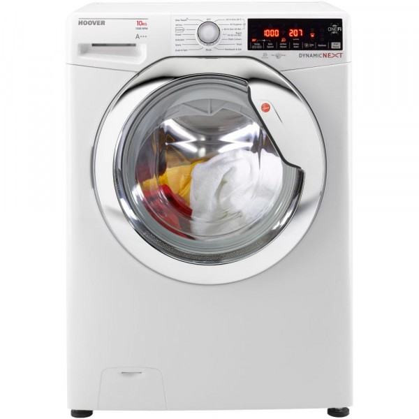 Hoover DWOAD510AHC8 10kg washer 1500 spin with quickwash