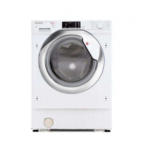 HOOVER HBW8514DAC80 8KG Wash 5Kg Dry Built In - Integrated Washer Dryer