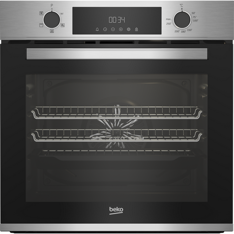 Beko CIFY81X Built In Electric Single Oven - Stainless Steel - A
