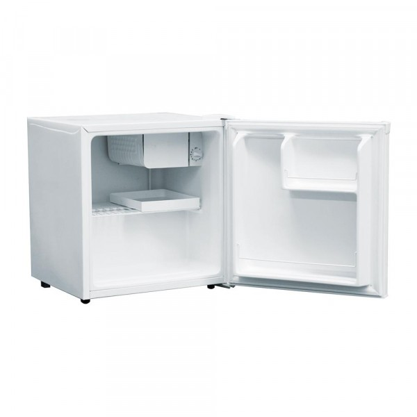 Amica FM0613 47 Litre Tabletop Fridge With Icebox - White
