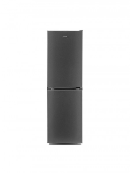 Hoover HMCL5172XIN Low Frost Fridge Freezer - Silver - A+ Energy Rated