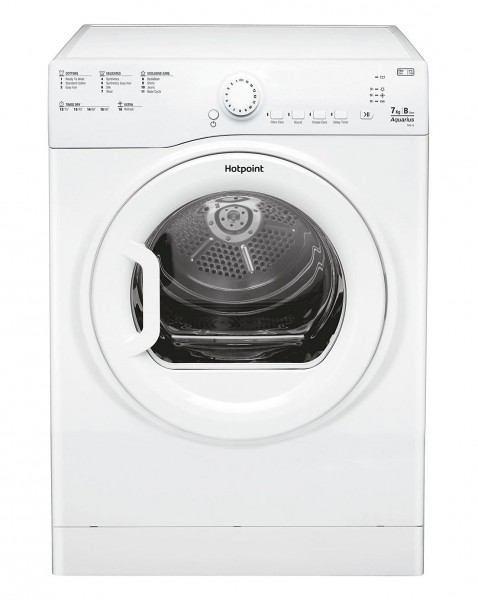 Hotpoint vented tumble dryer TVFS73BGP9