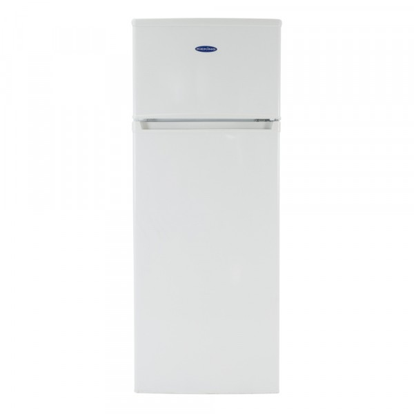 Ice King FF218AP Fridge Freezer with Small Freezer