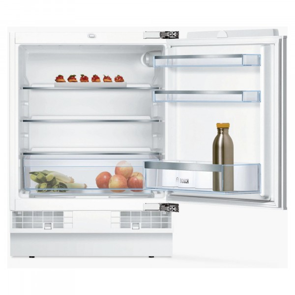 Bosch KUR15AFF0G Integrated Undercounter Larder Fridge, NEW F Energy rated, 60cm Wide