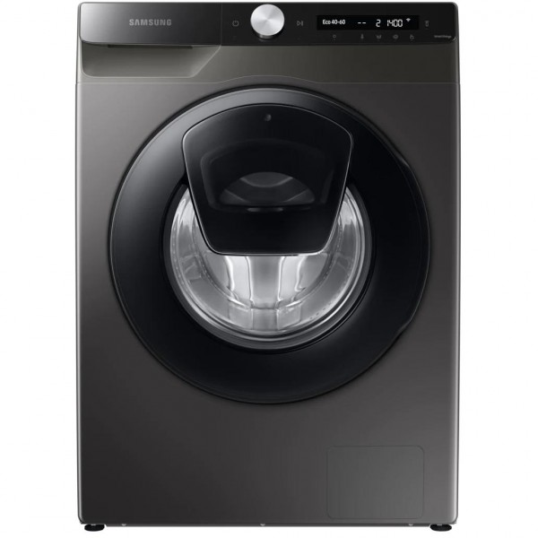 Samsung Graphite 1400 spin 9kg load washer WW90T554DAX NEW A Energy rating