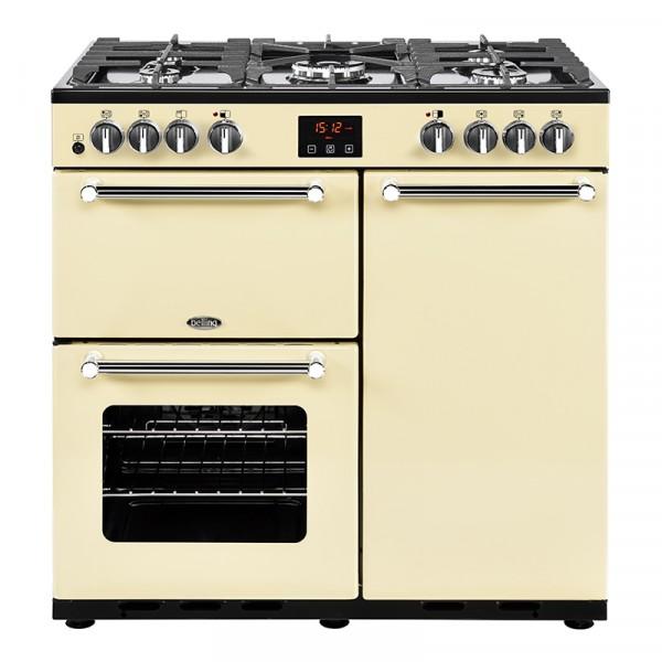 Belling Kensington 90DFCR 90cm Range cooker