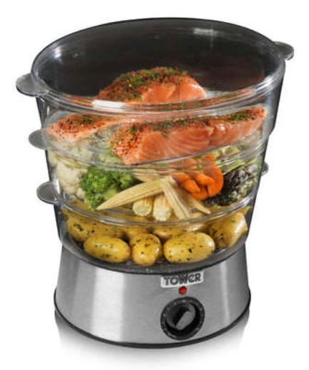 Tower T21001 food steamer