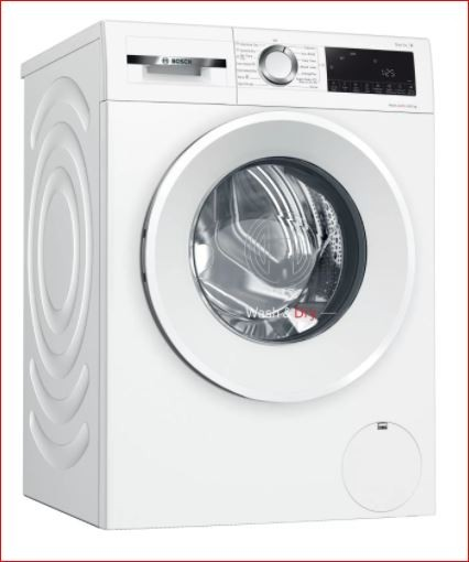 Bosch WNA14490GB 1400spin 9KG wash 6kg dry Washer Dryer New C Energy Rated