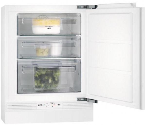 AEG built under frost free freezer ABE682F1NF