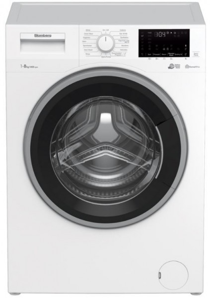 Blomberg 1400 spin 8kg washer LWF184410W New C Energy rating