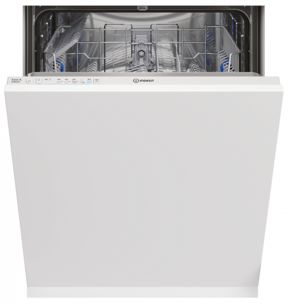 Indesit DIE2B19UK Integrated Full Size Dishwasher - White NEW F Energy rated