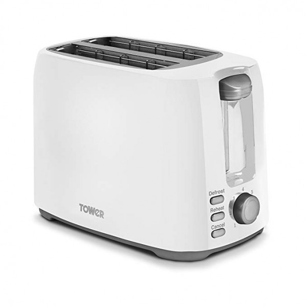 Tower T20013W toaster
