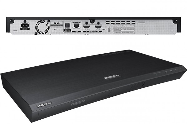 Samsung UB-DM9000XU 4K Blu Ray DVD player