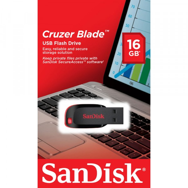 SanDisk 16GB USB Flash stick