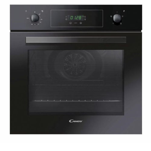 Candy FCP405NE Black Single Single Oven