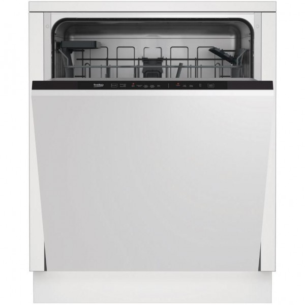 Beko Built in Dishwasher DIN15C20 fully integrated 60cm