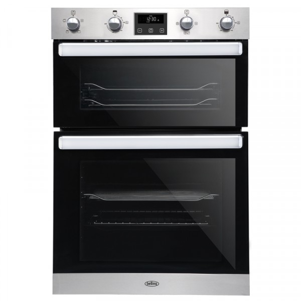 Belling BI902FPST built in double oven 444444785
