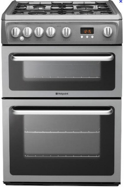Hotpoint HAG60G cooker