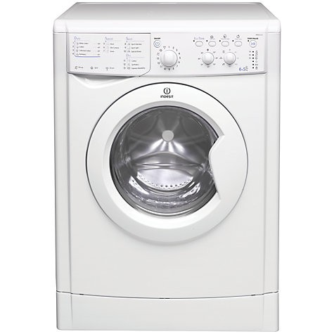 Indesit IWDC6125 6kg Washer Dryer
