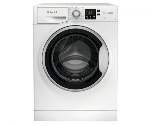 Hotpoint NSWE742UWSUKN 1400 Spin 7kg Washing Machine