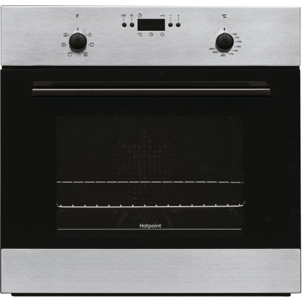 Hotpoint MMY50IX Built in Stainless Steel Single oven
