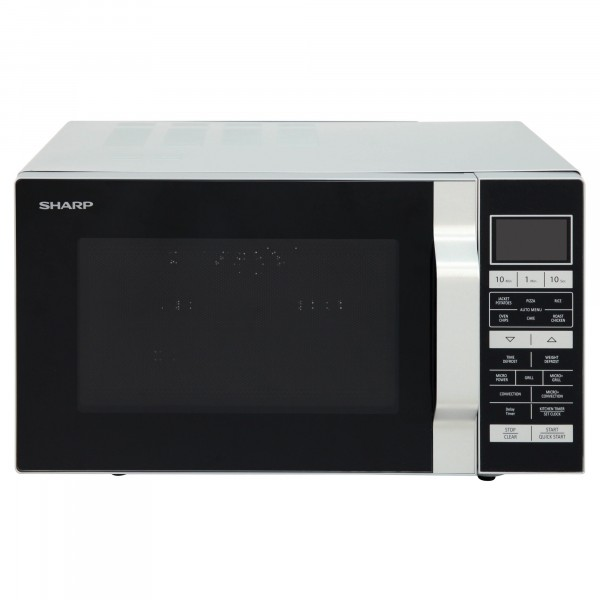 Sharp R860SLM Flatbed Combination Microwave