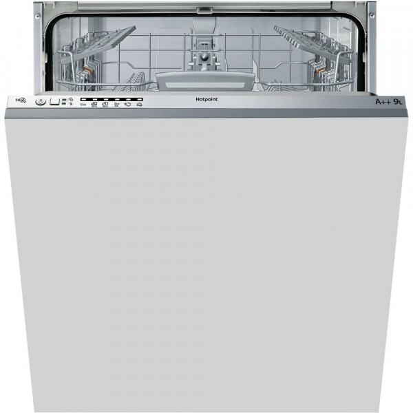 Hotpoint LSTB6M19 Built-in Slimline dishwasher