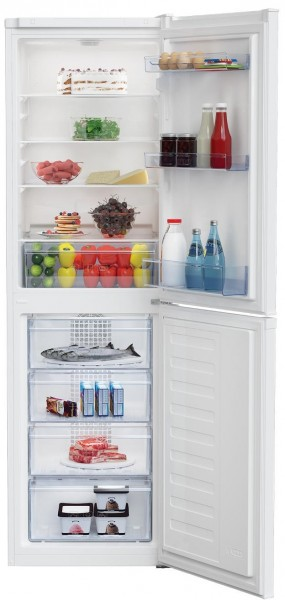 Beko CCFM1582W Frost Free Fridge Freezer
