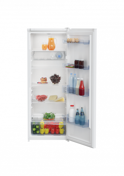 Beko LCSM3545W Frost Free Upright tall larder Fridge