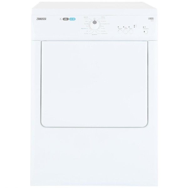 Zanussi ZTE101PZ 7kg Vented Tumble Dryer