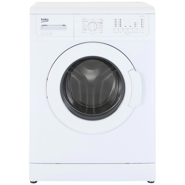 Beko WMC126W 1200 Spin Washer With A 6kg Load