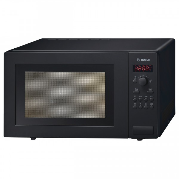 Bosch HMT84M461B Microwave in Black