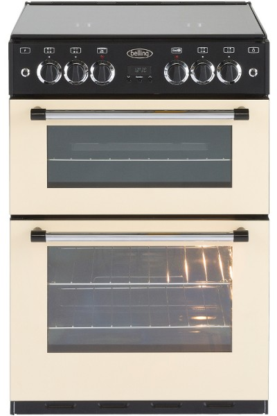 Belling Classic 60G 60cm Gas Cooker in Cream