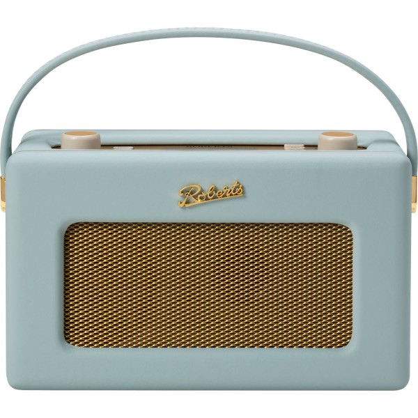 Roberts Revial iStream DAB Radio in Duck egg