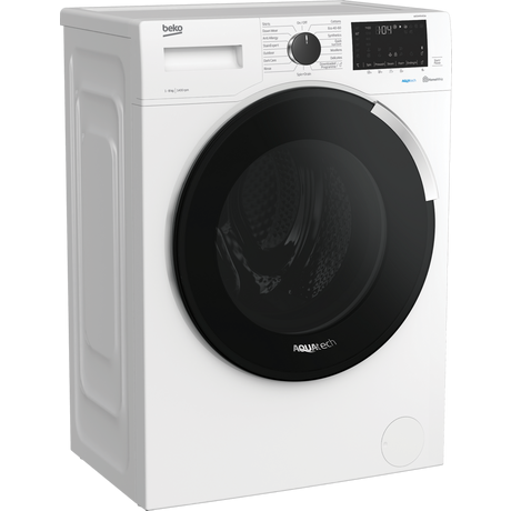 Beko WEC84P64E2W 8kg 1400rpm Washing Machine