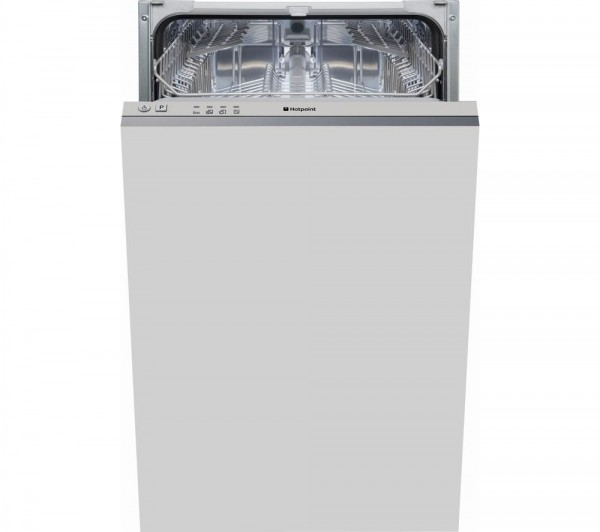 Hotpoint LSTB4B00 Built-in Slimline dishwasher