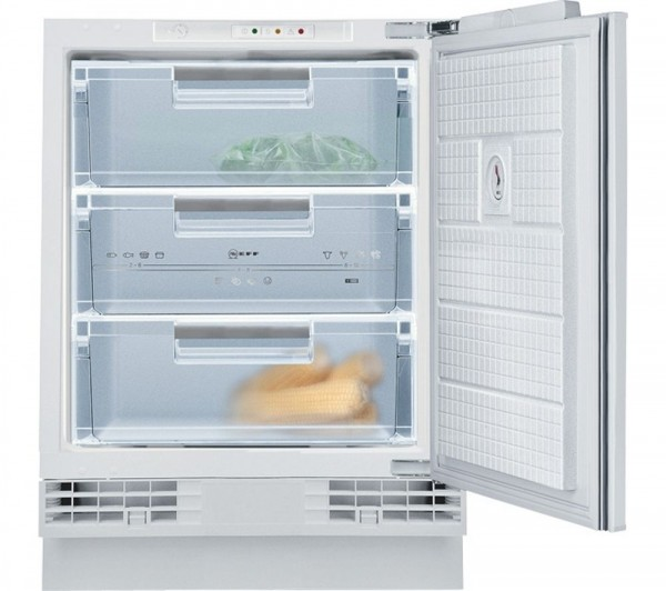Neff G4344X7GB Under counter Integrated freezer